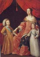Louis XIV, Anne of Austria, Philippe