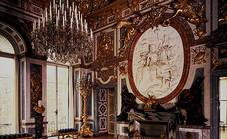 War Salon in Herrenchiemsee Castle